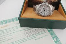 Rolex Explorer II mit Box und Papieren