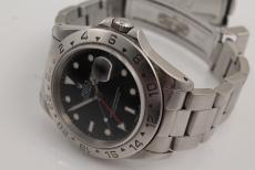 Rolex Explorer II schwarz