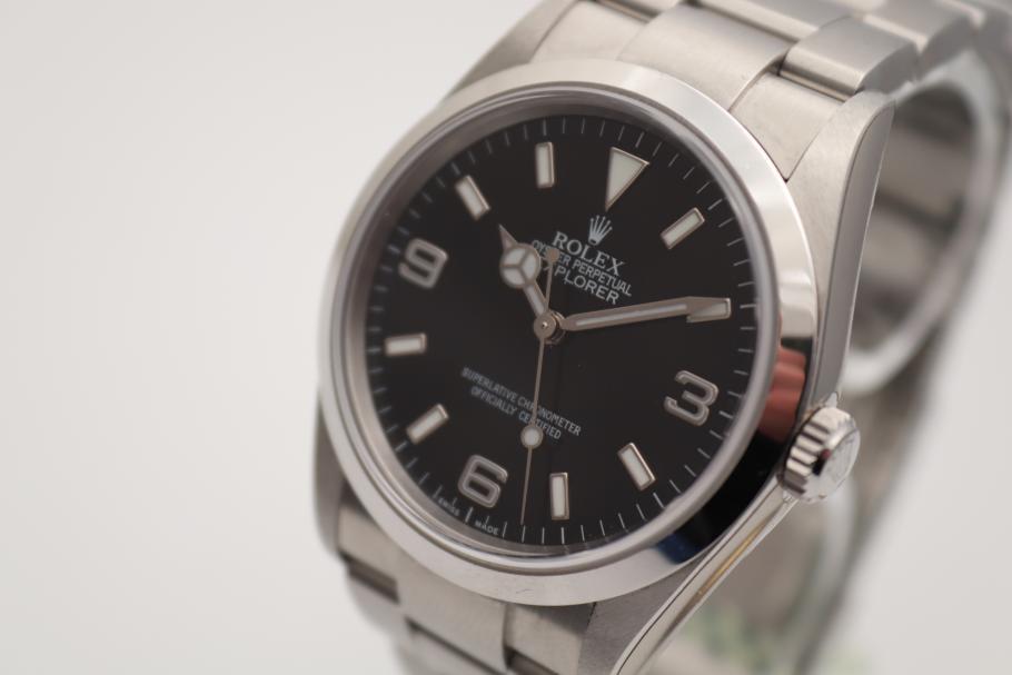 Rolex Explorer NOS Ref.114270