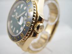 Rolex GMT Master II Keramik in 18 Karat Gelbgold