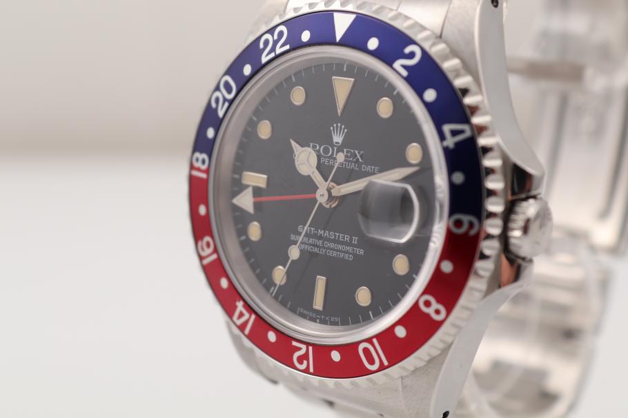 Rolex GMT Master II Pepsi NOS 16710