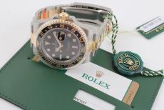 Rolex GMT Master II Ref. 116713LN