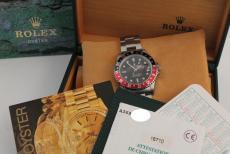Rolex GMT Master II Ref. 16710 NOS A-Serie!