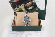 Rolex GMT Master Ref. 16710 mit allen Dokumenten