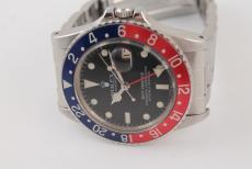 Rolex GMT Master Ref. 16750 mattes Blatt