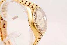 Rolex Lady Datejust in 18 Kt Gelbgold