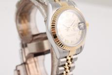 Rolex Lady-Datejust in Stahl/ Gold