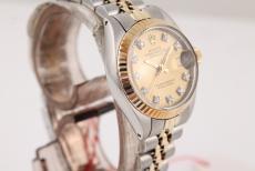 Rolex Lady Datejust mit Diamantblatt