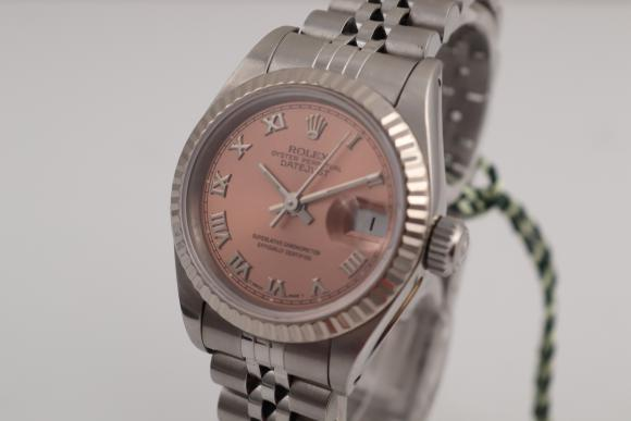 Rolex Lady Datejust steel/ Jubilee