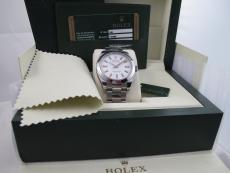 Rolex Milgauss weiss 116400