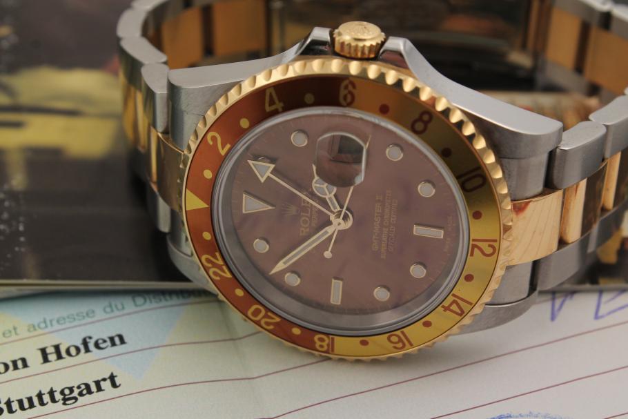 Rolex NOS - GMT Master II Ref. 16713