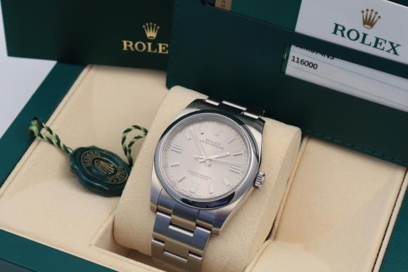 Rolex Oyster Perpetual 36 Ref. 116000