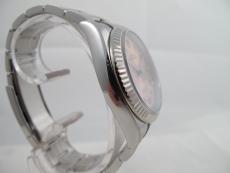 Rolex Oyster Perpetual Ref. 116034 mit Diamantblatt