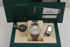 Rolex Oyster Stahl Ref. 114200