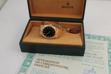 Rolex Oyster in Gelbgold