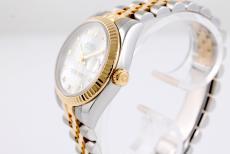 Rolex Perpetual Datejust Ref. 178273 mit Perlmutt-Diablatt