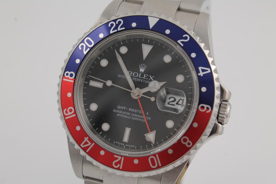 Rolex Rolex GMT 16710 Stick-Dial
