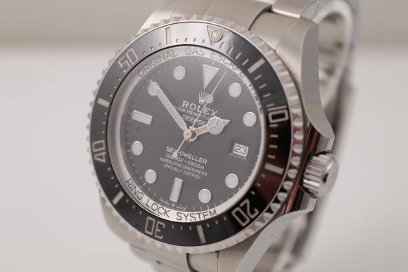 Rolex Sea-Dweller DeepSea mint 2019