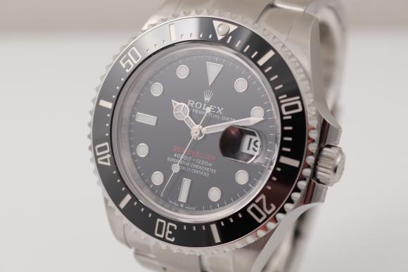 Rolex Sea-Dweller Red