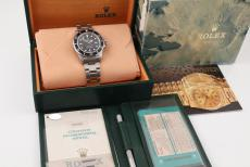 Rolex Sea-Dweller Ref. 16600 NOS E-Serie