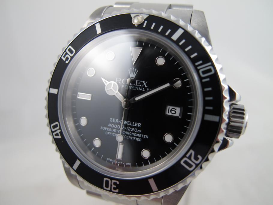 Rolex Sea-Dweller T-Serie