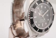 Rolex SeaDweller Ref. 16600/ unpoliert