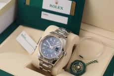 Rolex Sky-Dweller blue