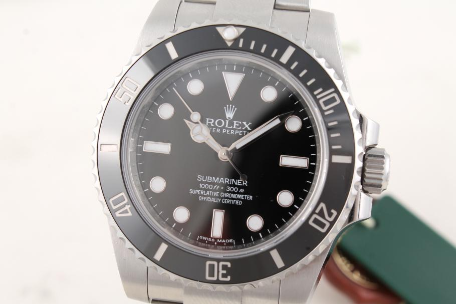 Rolex Submariner -no date- Ref. 114060