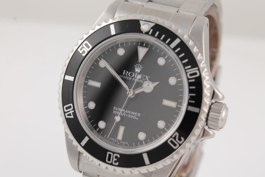 Rolex Submariner 14060M 2-Liner