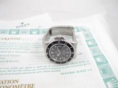 Rolex Submariner 16800 mit Papieren, R-Serie