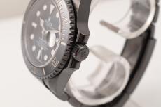 Rolex Submariner Date Ref. 116610LN DLC
