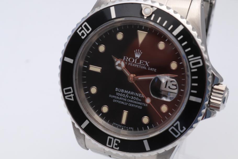 Rolex Submariner Date Ref.16610 P-Serie