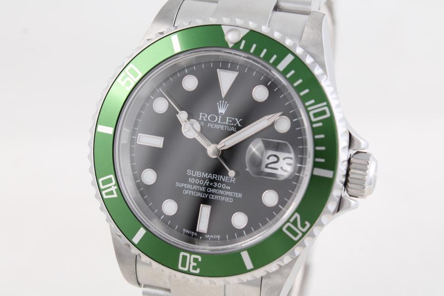 Rolex Submariner Grün