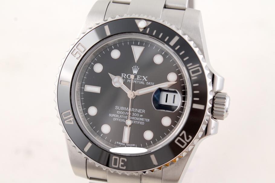 Rolex Submariner Keramik Ref. 116610 LN