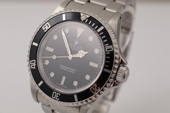 Rolex Submariner No Date Ref. 14060 L-1992