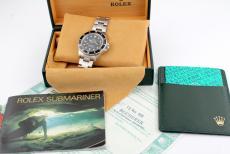 Rolex Submariner Ref. 16610 X-Serie