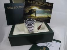 Rolex Submariner Ref. 16610 Z-Serie