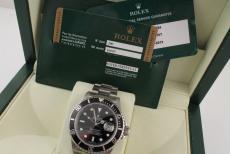 Rolex Submariner Ref. 16610 mit Papieren und Service!