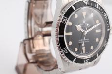 Rolex Submariner Ref. 5513 mit Box und Papieren