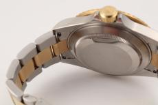 Rolex Submariner Stahl/ Gold blue