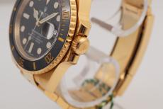 Rolex Submariner Yellowgold