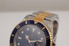Rolex Submariner blue / Ref. 16613