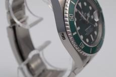 Rolex Submariner green Ref. 116610LV unworn