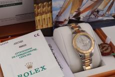 Rolex Yacht-Master Damen 35mm