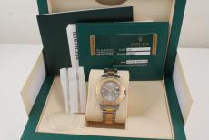 Rolex Yacht Master Medium in Stahl/ Gold