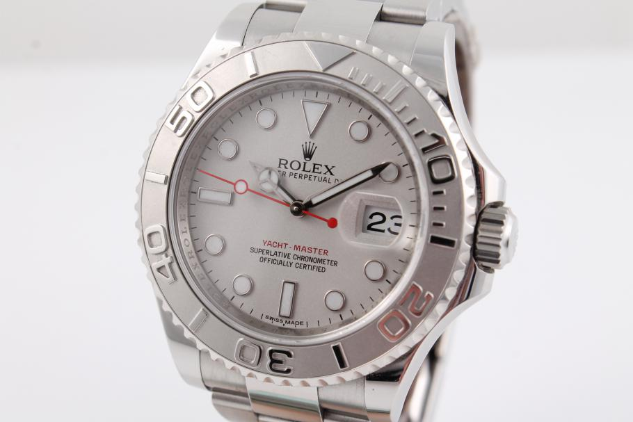 Rolex Yacht-Master Stahl 40mm
