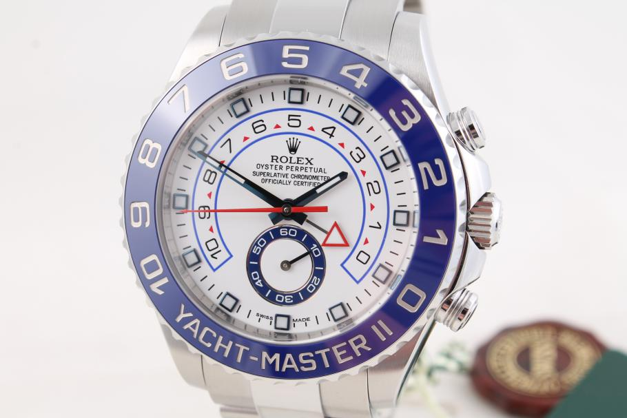 Rolex Yachtmaster II LC-100