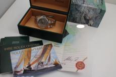 Rolex Yachtmaster Stahl/ Platin