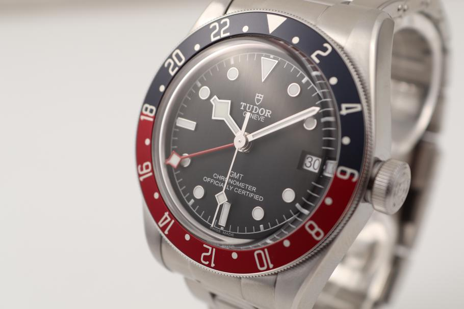 Tudor Black Bay Pepsi GMT