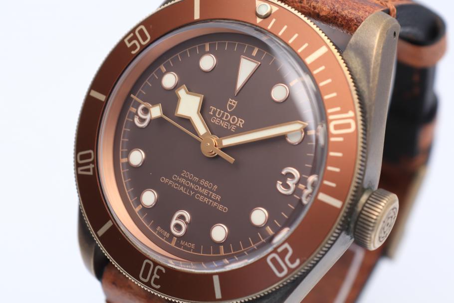 Tudor Heritage Black Bay Bronze Ref.79250B